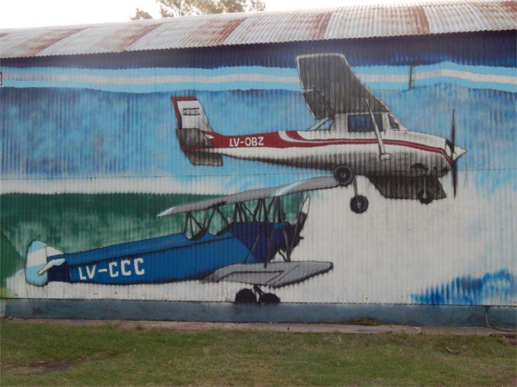 aero-mural